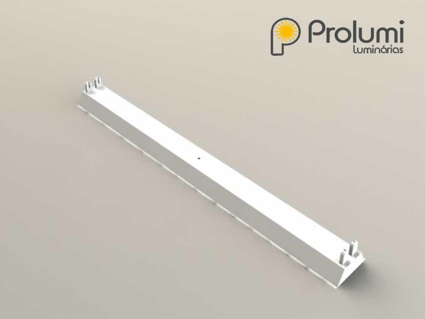 Luminária Comercial PL 210