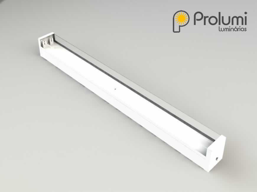 Luminária Comercial PL 252