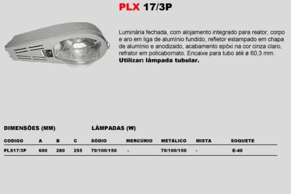 PLX 17 3P