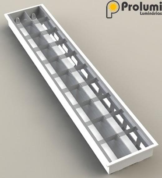 Prolumi Luminárias Luminária de Embutir PL 377